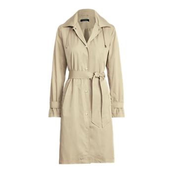 Belted Raincoat Ralph Lauren