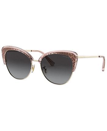 Солнцезащитные очки, HC7110 55 L1112 COACH