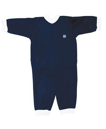 Тепло для малыша и малыша в одном гидрокостюме Splash About