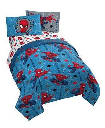 Burst Full Sheet Set, 4 Pieces Spider-Man