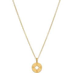 Ожерелье с напоминанием о компасе Dogeared