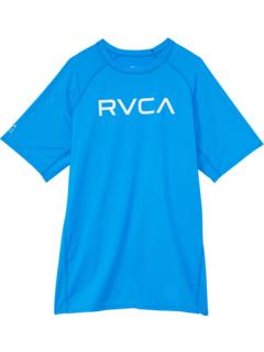 Рашгард RVCA с короткими рукавами (для маленьких / больших детей) RVCA Kids