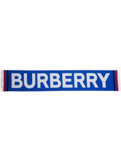 Текстовый шарф (для маленьких / больших детей) Burberry Kids
