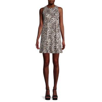 Мини-платье прямого кроя Socialite