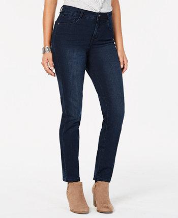 Узкие джинсы Tummy-Control, созданные для Macy's Style & Co