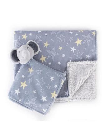 Одеяло для коляски и набор Lovie, Детская кроватка Tadpoles