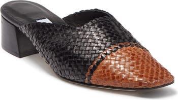 Мюли Vivyan с квадратным носком Miista