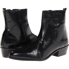 Ботинки Santos с молнией и гладким носком по бокам Stacy Adams