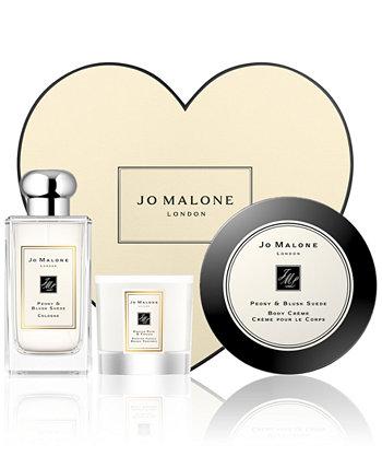 Коллекция парных ароматов Peony & Blush Suede, созданная для Macy's Jo Malone London