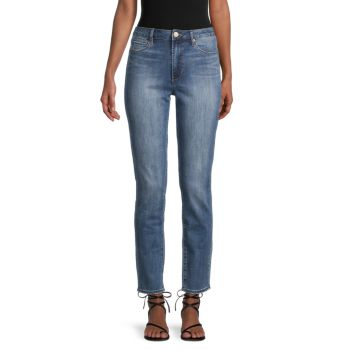 Прямые джинсы Rene с высокой посадкой Articles of Society