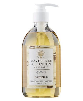Жидкое мыло из козьего молока, 16,9 жидких унций Wavertree & London