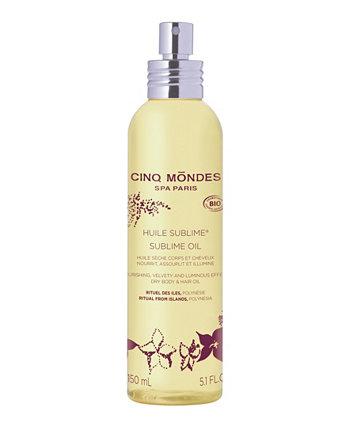 Масло для тела Sublime Hair, 5 жидких унций Cinq Mondes