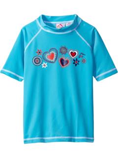 Karlie UPF 50+ Sun Protective Rashguard Swim Shirt (Little Kids/Big Kids) Kanu Surf