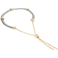 Herringbone Adjustable Slider Bracelet Ralph Lauren