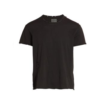 Разрушенная футболка R13