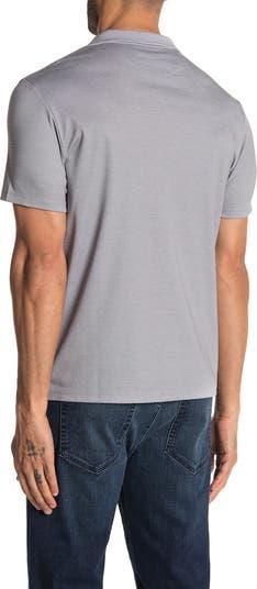 Рубашка-поло с открытым воротником на концах Toscano