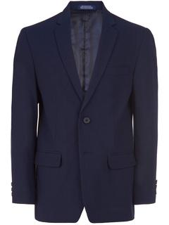 Patterned Blazer Jacket IZOD