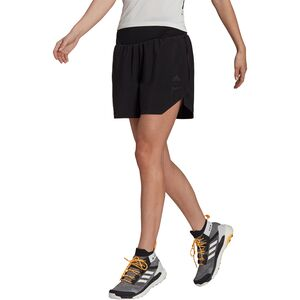Adidas Outdoor Agravic Parley All Around Short Adidas Outdoor