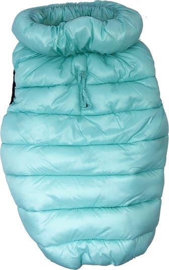 Ультра-плюшевая стеганая утепленная куртка для собак Pursuit - XS Pet Life