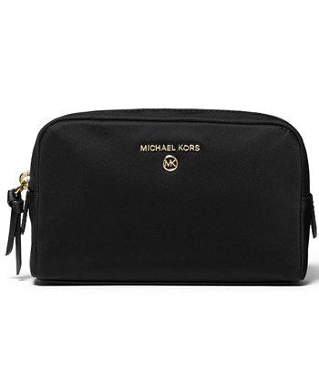 Дорожная сумка на молнии среднего размера с подвеской Jet Set Michael Kors