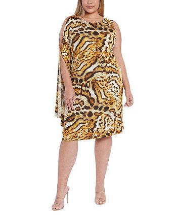 Платье Lesley больших размеров COLDESINA