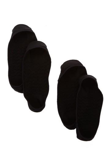 Скрытый носок вкладыш - пакет из 2 HUE