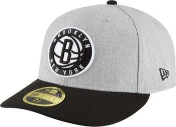 Бейсболка Brooklyn Nets New Era Cap