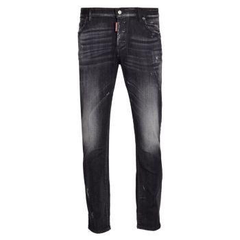 Рваные джинсы Skater DSQUARED2