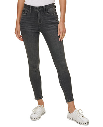 Delancy High-Rise Ankle Jeans DKNY Jeans