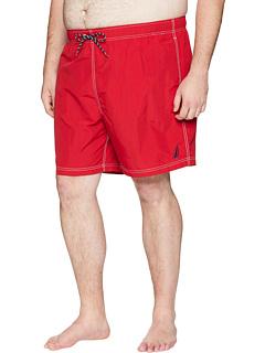 Плавательные шорты Big & Tall с якорем Nautica Big & Tall