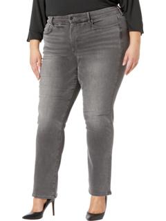 Стабильные прямые джинсы Marilyn больших размеров NYDJ Plus Size