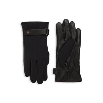 Мужские кожаные перчатки Performance Mackage