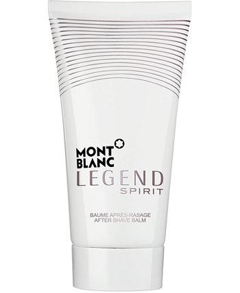 Мужской бальзам после бритья Legend Spirit, 5,0 унций Montblanc