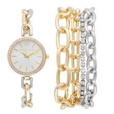 KENDALL & KYLIE Женские часы и многожильный браслет Kendall & Kylie