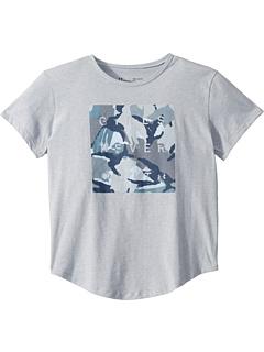 Rival Print Fill с коротким рукавом (Большие дети) Under Armour Kids