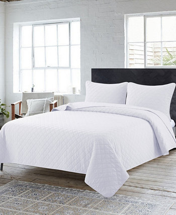 Набор из 3 предметов Solid Washed Quilt, King Country Living