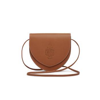 Dunes Leather Saddle Bag Mark Cross