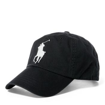 Big Pony Chino Ball Cap  Size Ralph Lauren
