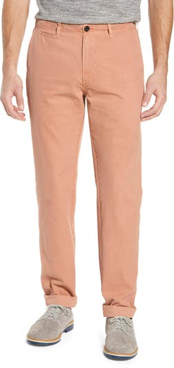 Straight Leg Pima Cotton Chinos Billy Reid