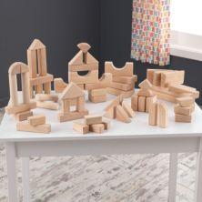KidKraft 60-pc. Wooden Block Set KidKraft