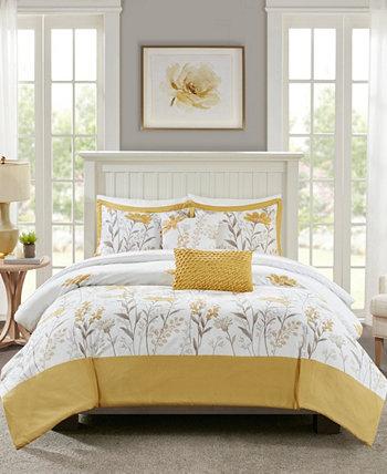 Полный комплект одеял Meadow из 5 предметов / Королева Harbor House