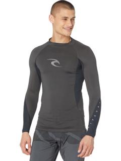 Waves Performance Long Sleeve UV Rashguard Rip Curl