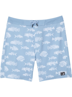 Horton Fish Trunks (для больших детей) RVCA Kids