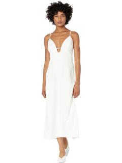 Structured Midi Dress Bardot