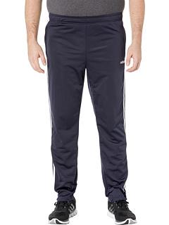 Big & Tall Essentials Трикотажные брюки в три полоски с конусом Adidas