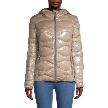 Легкая куртка-пуховик Ciara NOIZE