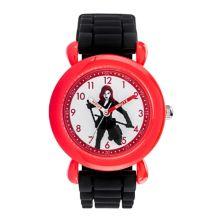 Детские часы Red Time Teacher Marvel Black Widow Pose Licensed Character