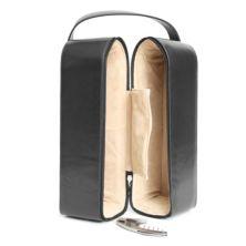 Кожаный футляр для презентаций двойного вина Royce Royce Leather