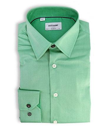 Сплошная классическая рубашка DUCHAMP