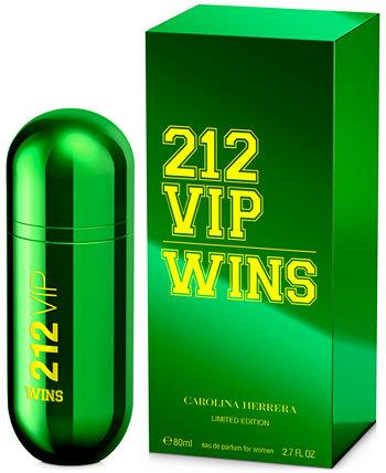 212 VIP WINS, парфюмированная вода, 2,7 унции. Carolina Herrera